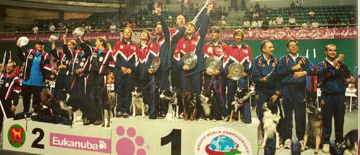 2001 Gold Team